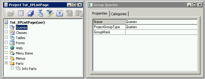 Dynamics AX Project Structure